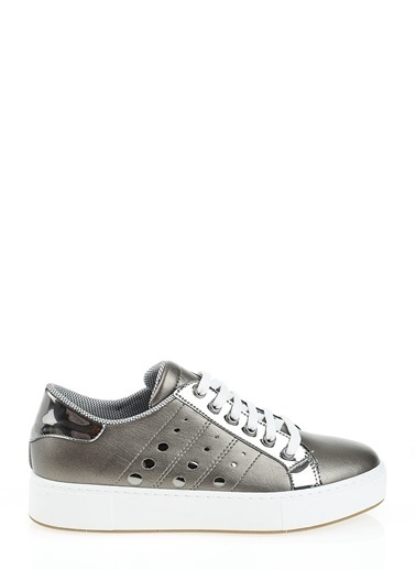 Derigo Sneakers Ayakkabı Gümüş